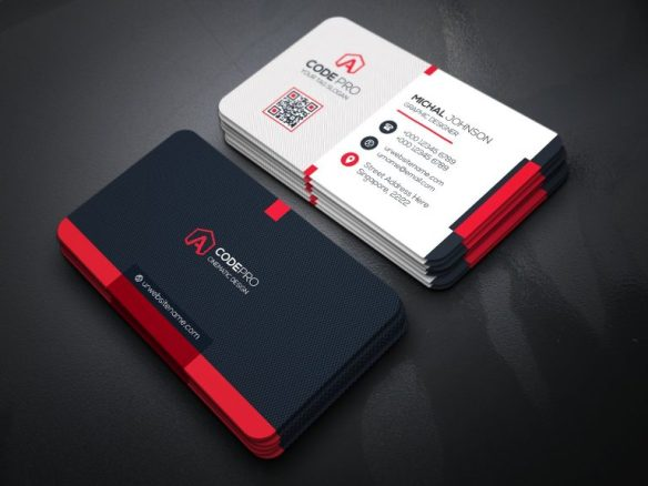 Top 10 ideas for creating business cards in 2018 create logo online business card 768x576g reheart Gallery